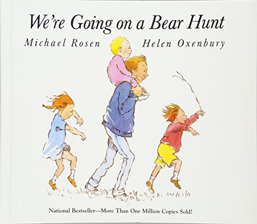 We're Going On A Bear Hunt (Turtleback School & Library