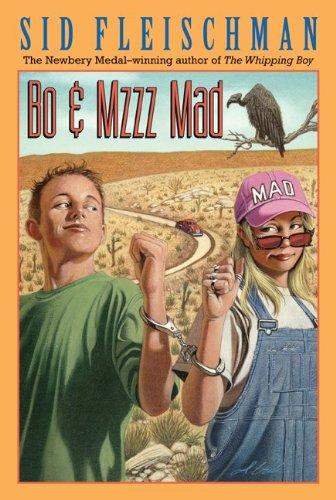 9780613618380: Bo And Mzzz Mad (Turtleback School & Library Binding Edition)