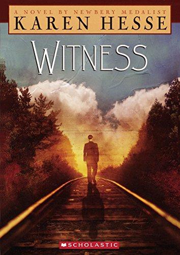 Witness (Turtleback School & Library Binding Edition): Hesse, Karen