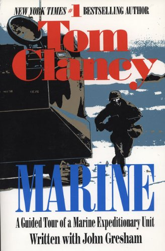 Marine (Turtleback School & Library Binding Edition) (9780613627986) by Clancy, Tom