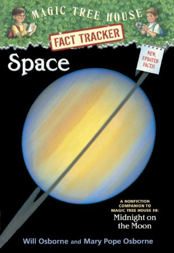 "9780613629966: Space: A Nonfiction Companion To """"Midnight On The Moon"""" (Turtleback School & Library Binding Edition) (Magic Tree House Fact Tracker)"