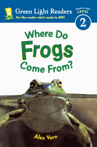 Where Do Frogs Come From? (Turtleback School & Library Binding Edition) (Green Light Readers: ...