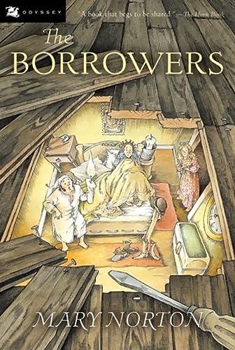 9780613635813: The Borrowers (Turtleback School & Library Binding Edition) (Odyssey Classic)