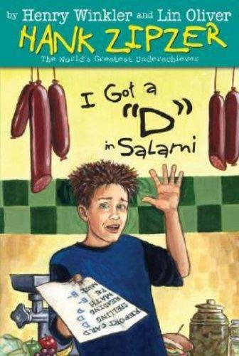 """I Got A """"D"""" In Salami (Turtleback: Winkler, Henry"""