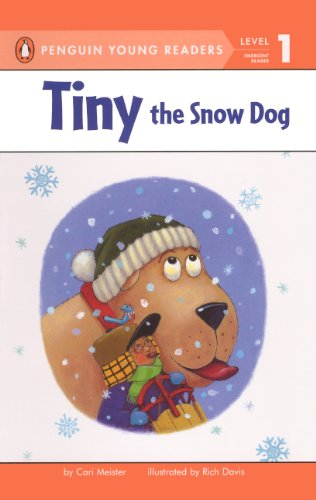 9780613644266: Tiny the Snow Dog (Puffin Easy-To-Read)