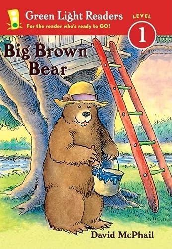9780613644624: Big Brown Bear (Turtleback School & Library Binding Edition) (Green Light Readers: Level 1)