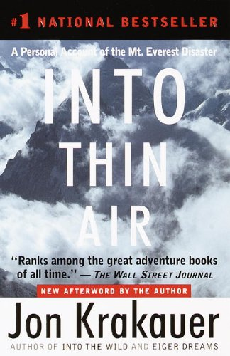 9780613663618: Into Thin Air (Turtleback School & Library Binding Edition)