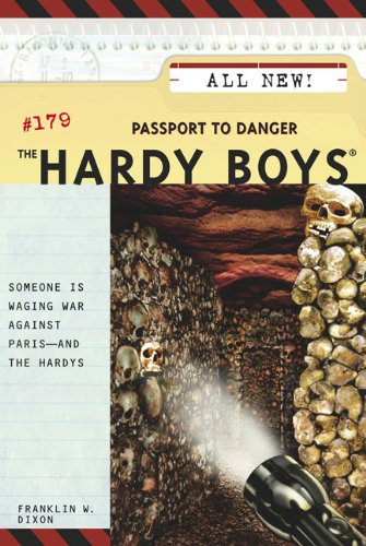 9780613664660: Passport to Danger (Hardy Boys Case Files #179)