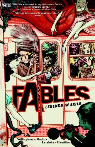 9780613667661: Fables 1 (Turtleback School & Library Binding Edition)