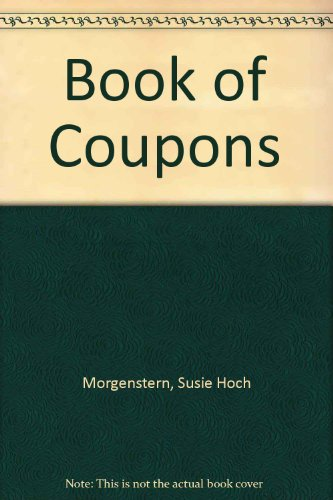 9780613674461: Book of Coupons