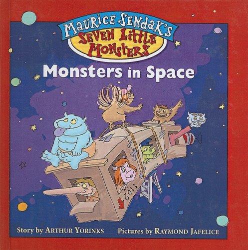 9780613682640: Monsters in Space (Maurice Sendak's Seven Little Monsters)