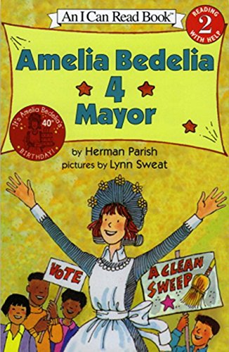 9780613684002: Amelia Bedelia for Mayor (I Can Read Books: Level 2)