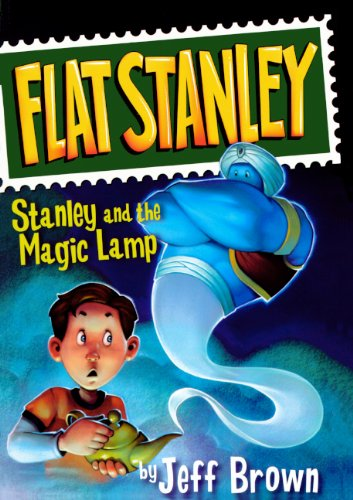 Stanley And The Magic Lamp (Turtleback School & Library Binding Edition) (Stanley Lambchop Adventures (PB)) (0613684656) by Jeff Brown