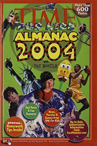 Time for Kids Almanac 2004: Beth Rowen