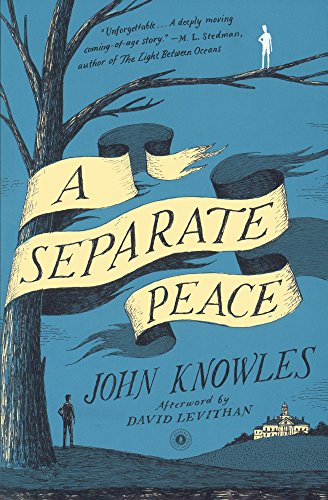 A Separate Peace (Turtleback School & Library: John Knowles