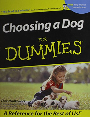 9780613705790: Choosing a Dog for Dummies