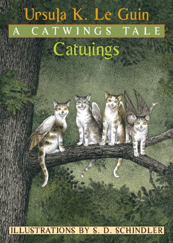 9780613708425: Catwings (Turtleback School & Library Binding Edition) (Catwings (Pb))