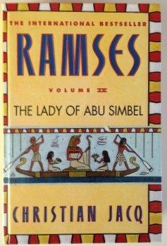 9780613709170: Lady of Abu Simbel (Ramses)
