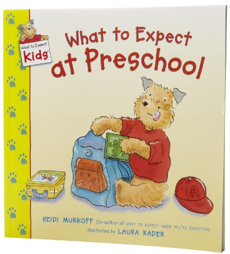 9780613714358: What to Expect at Preschool (What to Expect Kids)
