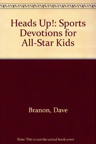 9780613717236: Heads Up!: Sports Devotions for All-Star Kids