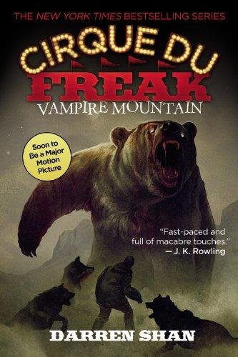 Vampire Mountain (Cirque Du Freak: Saga of: Darren Shan