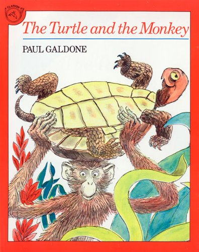 setting of the story of the monkey and the turtle