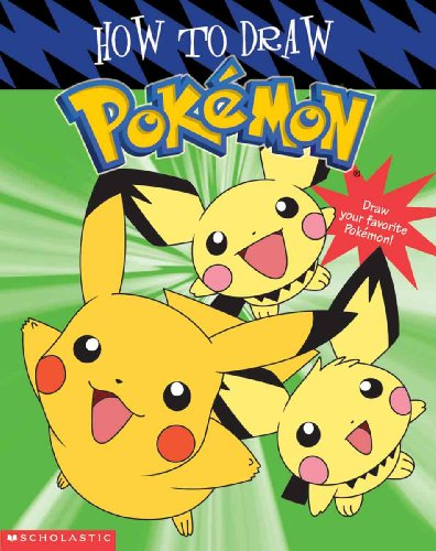 9780613721103: How To Draw Pokemon (Turtleback School & Library Binding Edition) (How to Draw (Pb))