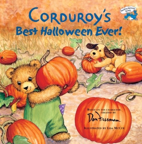 9780613724579: Corduroy's Best Halloween Ever!