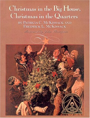 9780613728966: Christmas in the Big House, Christmas in the Quarters