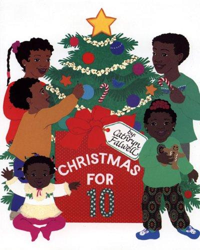 9780613730198: Christmas for 10