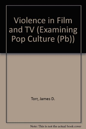 9780613737739: Violence in Film and TV (Examining Pop Culture (Pb))