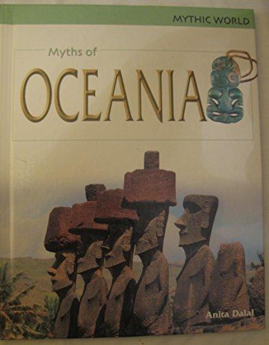 9780613740753: Myths of Oceania (Mythic World)
