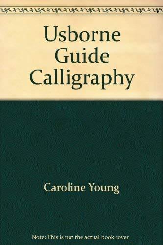 9780613742535: Usborne Guide Calligraphy: From Beginner to Expert