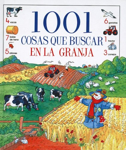 9780613744447: 1001 Cosas Que Buscar En La Granja/1001 Things To Spot On The Farm