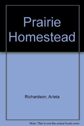 9780613749008: Prairie Homestead