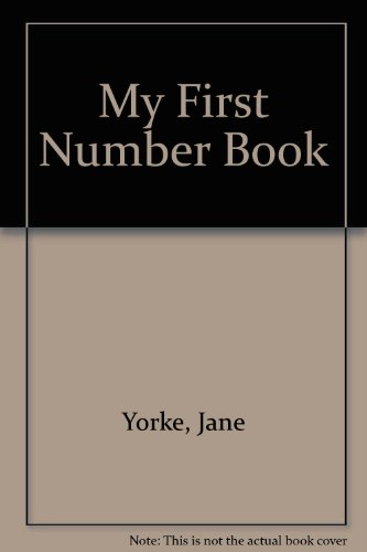 9780613752084: My First Number Book