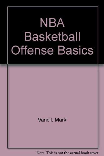 9780613755412: NBA Basketball Offense Basics