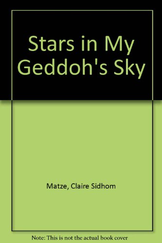 9780613757119: Stars in My Geddoh's Sky