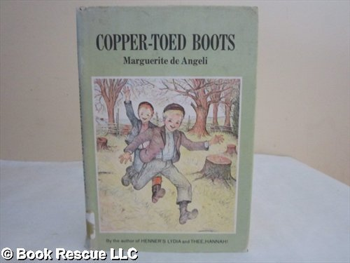 9780613762229: Copper-Toed Boots