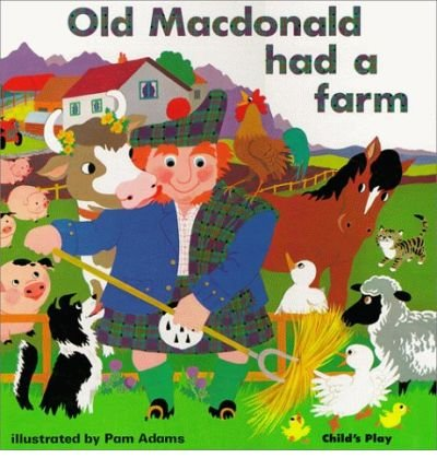 Old MacDonald Had a Farm (0613769368) by Pam Adams