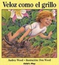 9780613770583: Veloz Como El Grillo (Quick as a Cricket) (Spanish Edition)