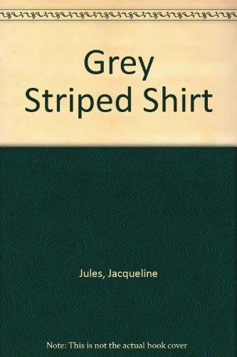 9780613801706: Grey Striped Shirt