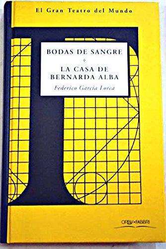 9780613805445: BODAS DE SANGRE - LA CASA DE BERNARDA ALBA