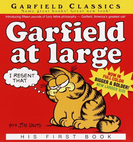 9780613810562: Garfield At Large (Turtleback School & Library Binding Edition) (Garfield Classics (Pb))