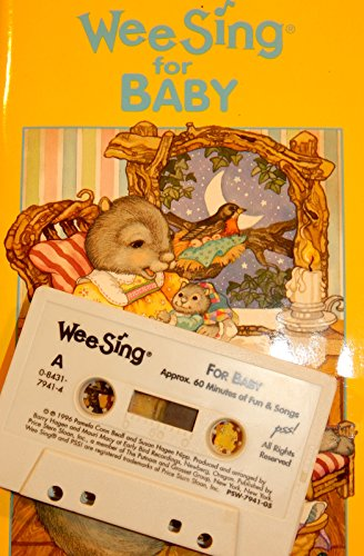 9780613812870: Wee Sing for Baby with Cassette(s)