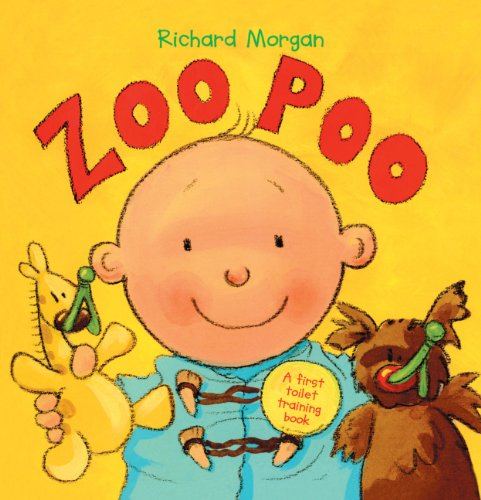 9780613813570: Zoo Poo: A First Toilet Training Book (Turtleback School & Library Binding Edition)