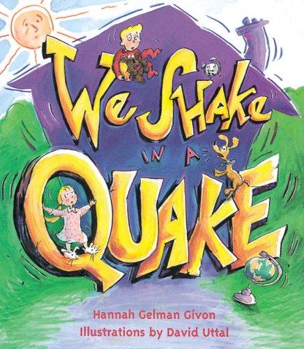 9780613815499: We Shake in a Quake