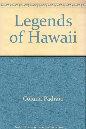9780613827294: Legends of Hawaii