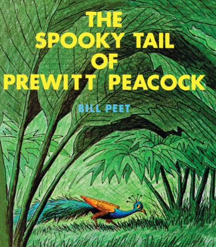 9780613827362: The Spooky Tail of Prewitt Peacock