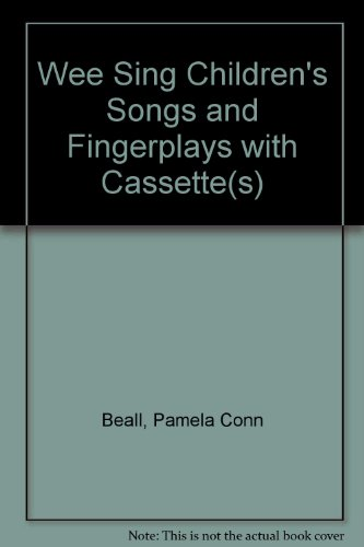9780613834186: Wee Sing Children's Songs and Fingerplays with Cassette(s)